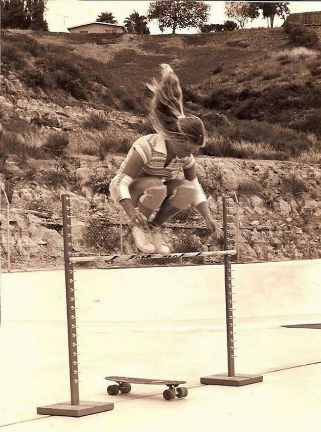 Ellen Oneal Deason in 1978 in California