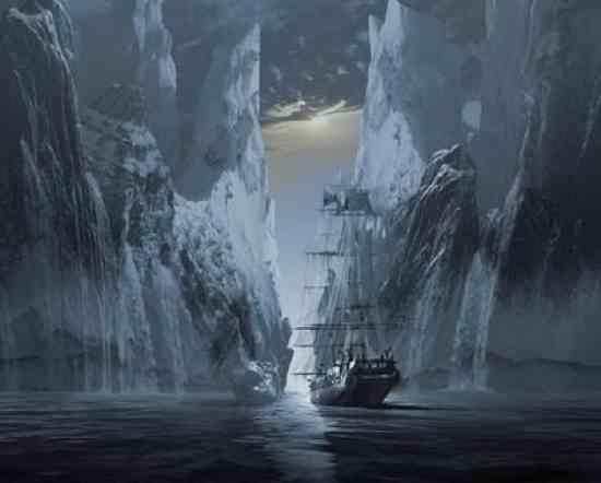 9 Kapal Hantu yang Masih Gentayangan di Lautan