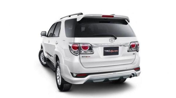 Harga, Mobil, Toyota, Grand New, Fortuner, 2011, 2012, Baru, dari