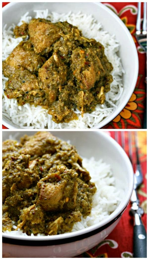 Slow Cooker Chicken Vindaloo Recipe from The Perfect Pantry | Slow ...