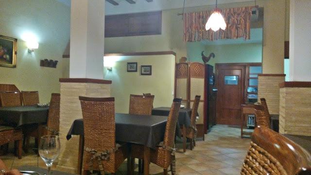 Sala Restaurante En Rada