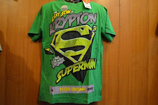 DC Comics T Shirt SUPERMAN 2014