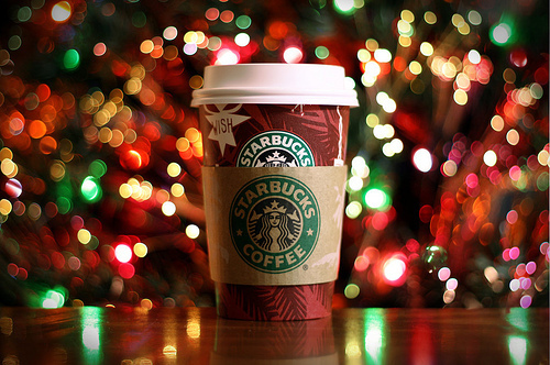 Starbucks Christmas Drink - Image from https://www.google.co.uk/url?sa=i&rct=j&q=&esrc=s&source=images&cd=&cad=rja&uact=8&ved=0CAUQjhw&url=http%3A%2F%2Fmylulurose.com%2Fchristmas-feeling%2Fchristmas-coffee-colorful-cute-starbucks-favim-com-77456%2F&ei=TZZ8VJb_I86V7AbByYHwBQ&bvm=bv.80642063,d.ZGU&psig=AFQjCNEd2W9AXMSrB8SFitmp72ukzdrk5Q&ust=1417537388947216