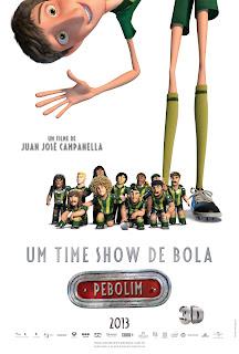 Download Baixar Filme Um Time Show de Bola   Dublado