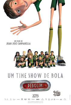 Download - Um Time Show de Bola – DVDRip AVI Dual Áudio + RMVB Dublado ( 2014 )