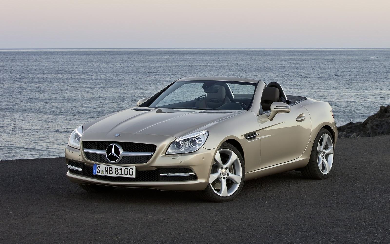 Mercedes benz anuncia recall para os modelos classe slk e for Mercedes benz modelos