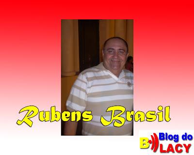 CONVITE DO RUBENS BRASIL