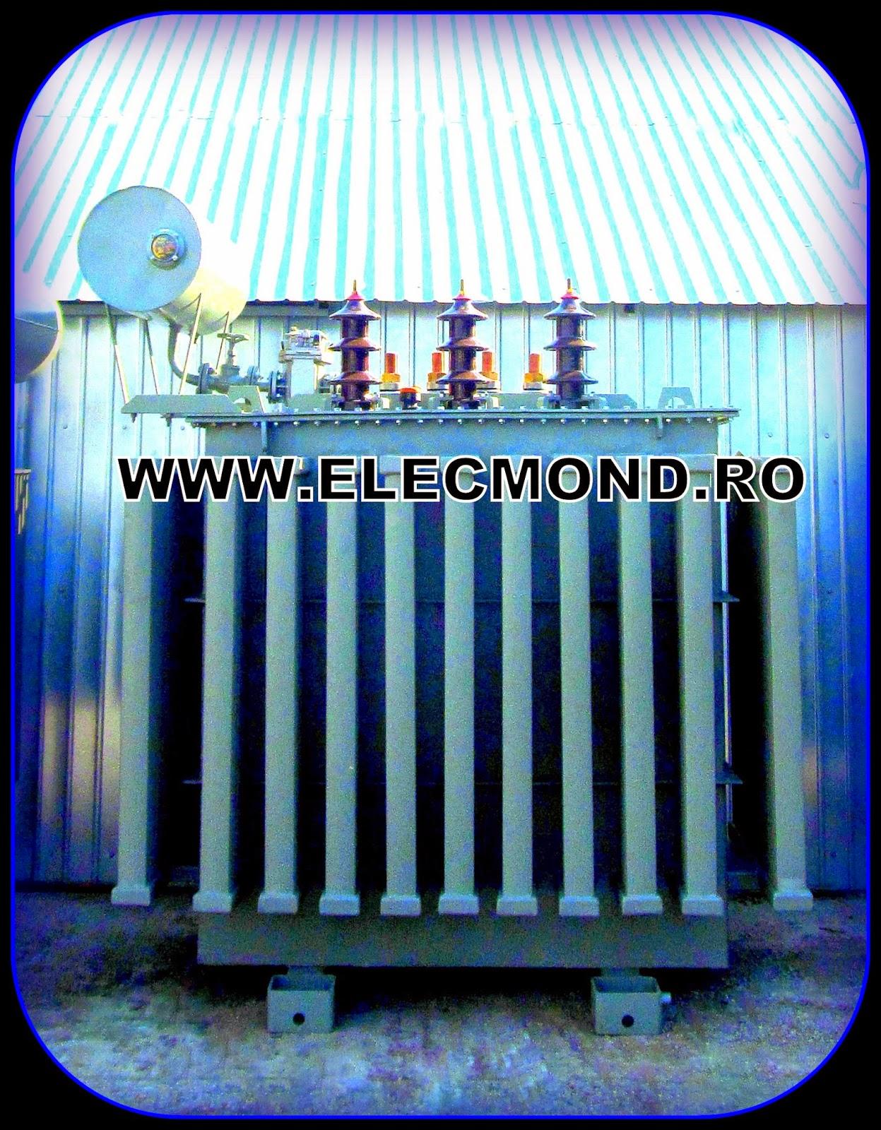 Transformator 1000  , transformator 1000 kVA , transformator 1600 kVA , transformatoare din stoc , transformatoare pe stoc , transformatoare ELECMOND ELECTRIC CRAIOVA  , ELECMOND BLOG
