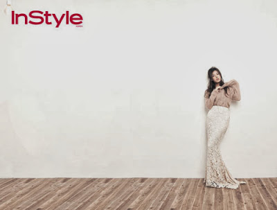 Yubin Wonder Girls InStyle Magazine November Issue 2013