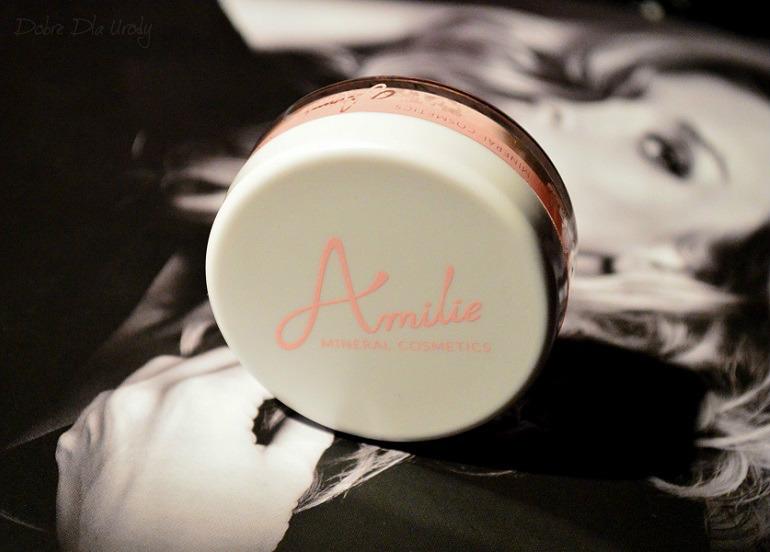 InspiredBy Joanna Krupa - Amilie róż mineralny