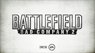 Battlefield Bad Company 2 Title Logo HD Wallpaper
