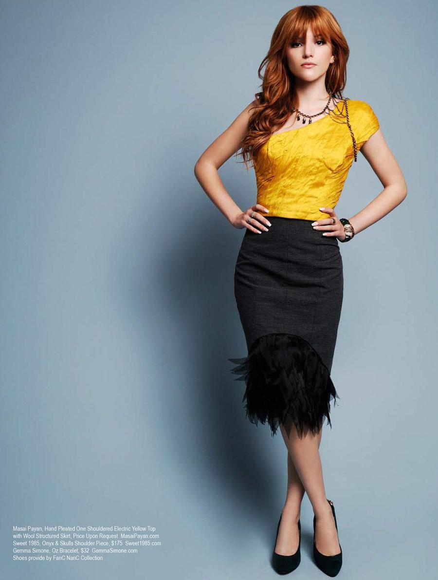 Bella Thorne – Regar...
