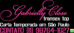 Gabrielly Close Acompanhante Transex
