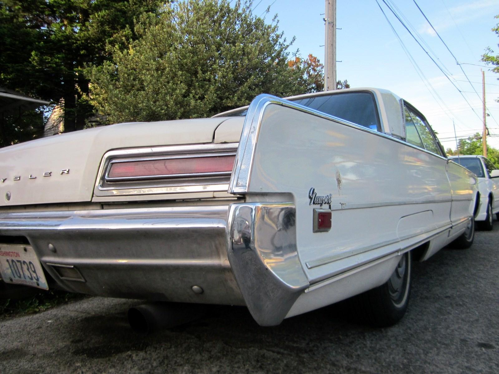chrysler newport us seattle39s classics 1966 chrysler newport