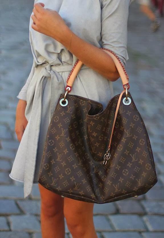 Lovely floral handbag