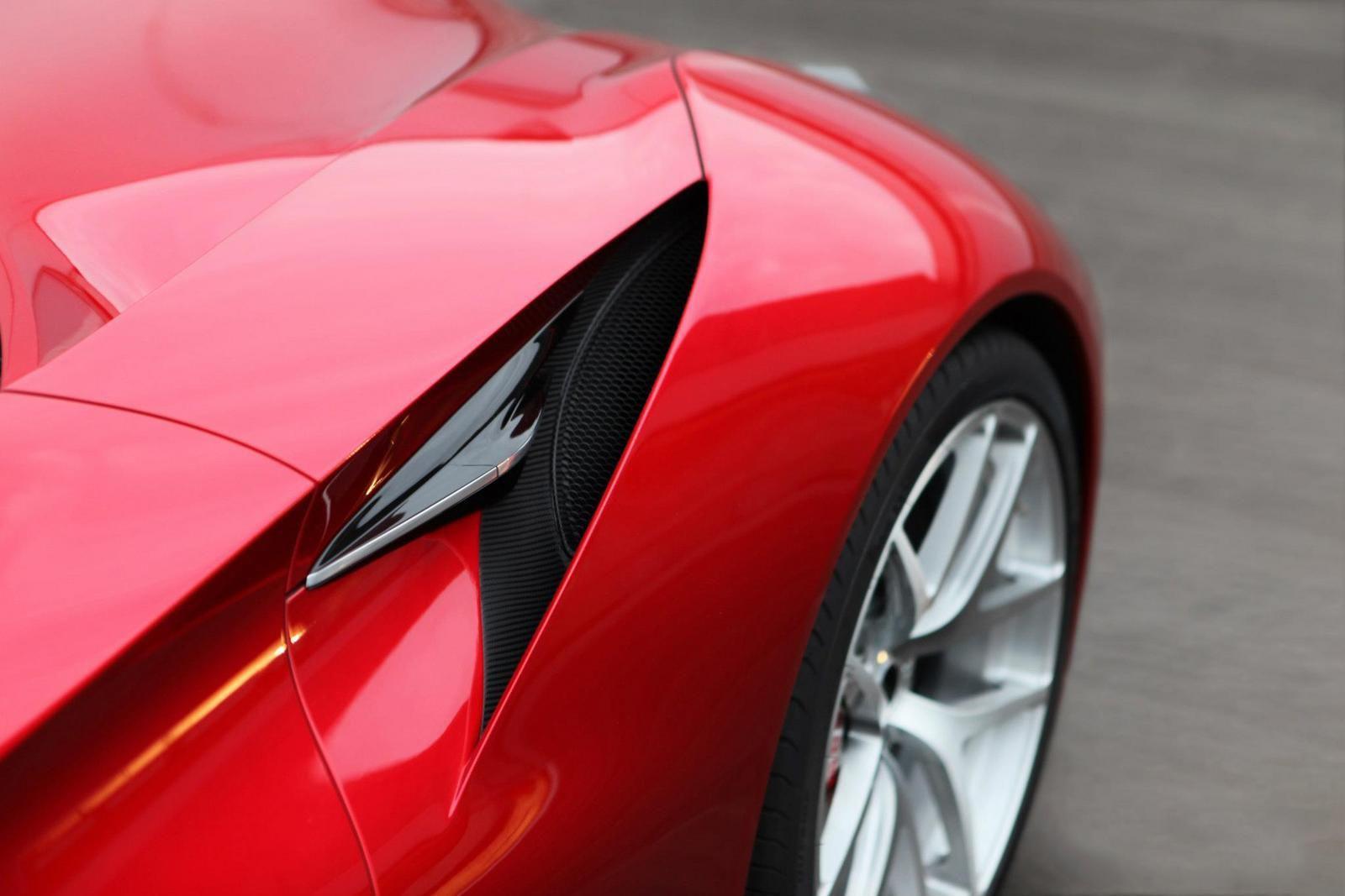 automovel 2013 Icona Vulcano Concept