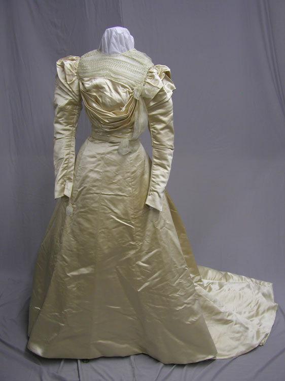 Cream Colored Dresses