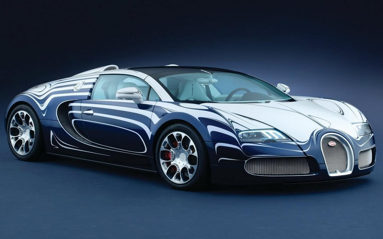 bugatti veyron grand sport l 39 or blanc hd desktop wallpaper. Black Bedroom Furniture Sets. Home Design Ideas
