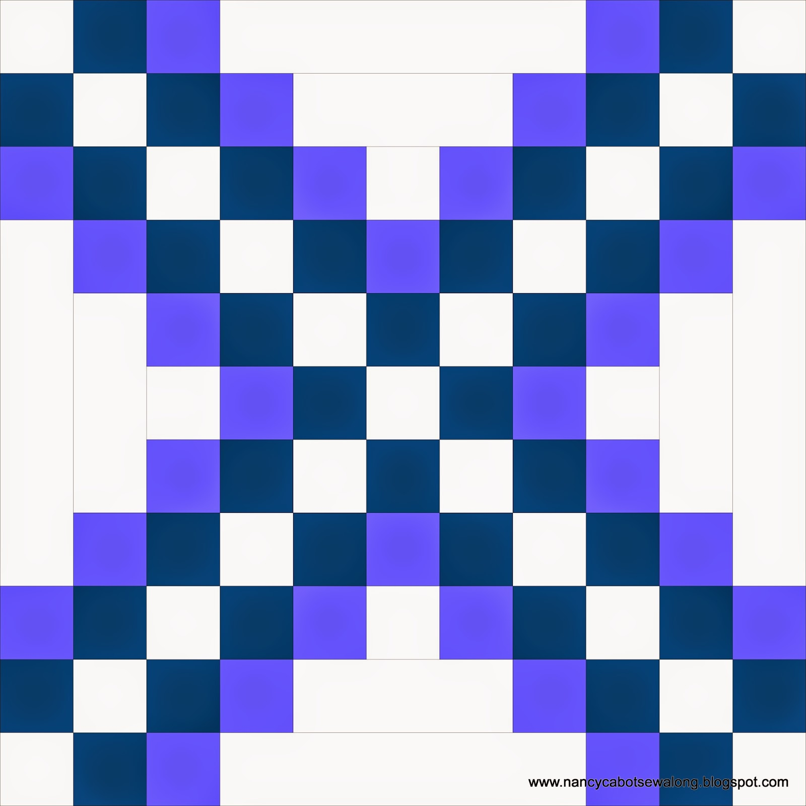 Irish Chain Quilt Pattern Interesting Inspiration