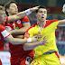 Makedonien nimmt Norwegen erste Punkte ab