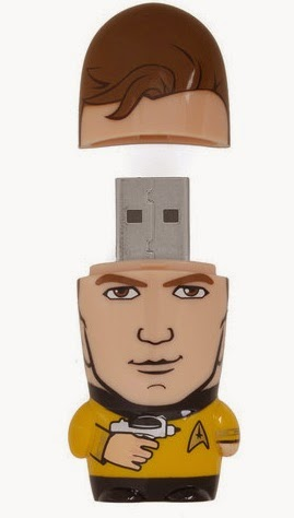 Captain Kirk FlashDrive