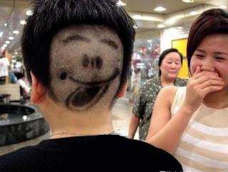 imagenes graciosas de cortes de pelos