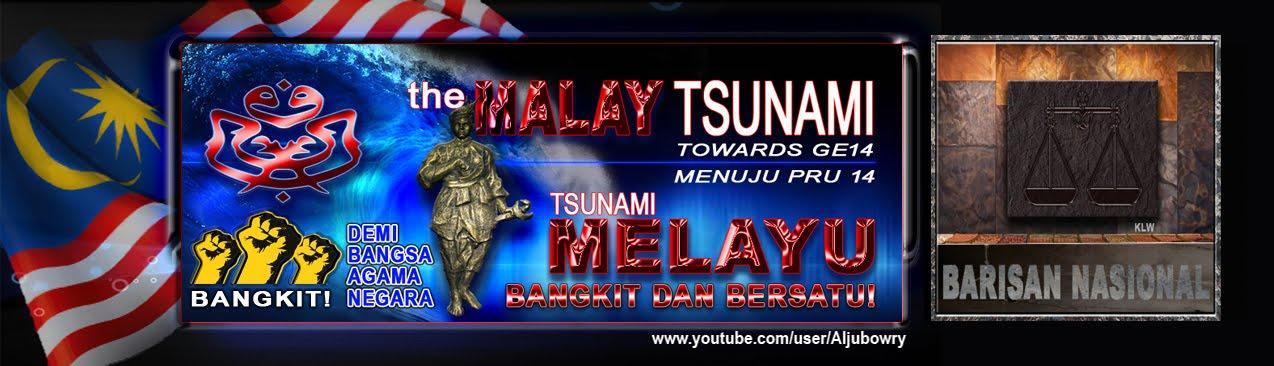 TSUNAMI MELAYU