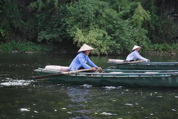 Photo par An Bui à Trang An, Ninh Binh