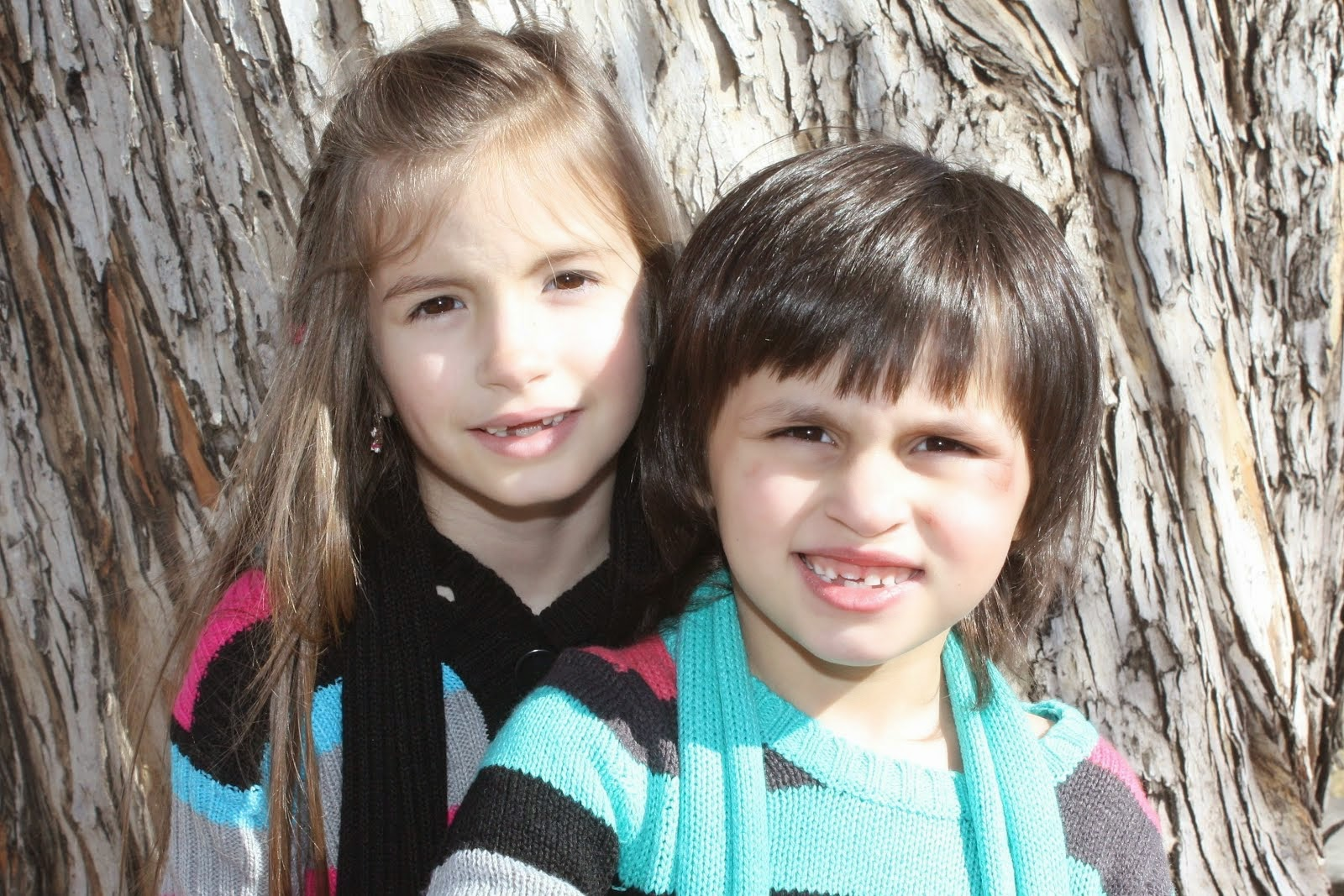 Amber and Eliyanah