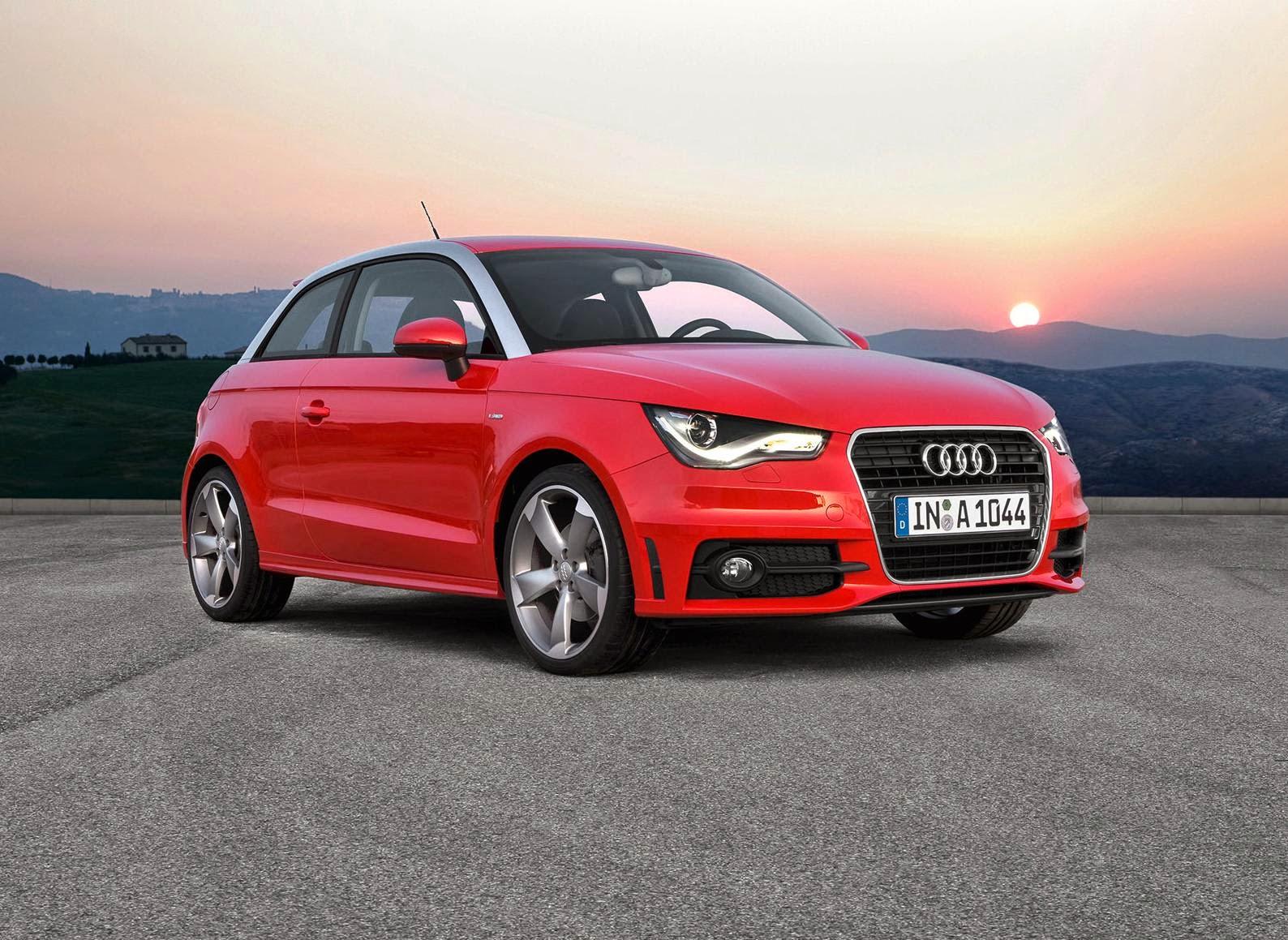 Audi A1 2011 Wallpaper