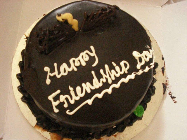 Happy Friendship Day Cake Wallpapers Download Free