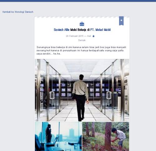 status facebook hubungan baru