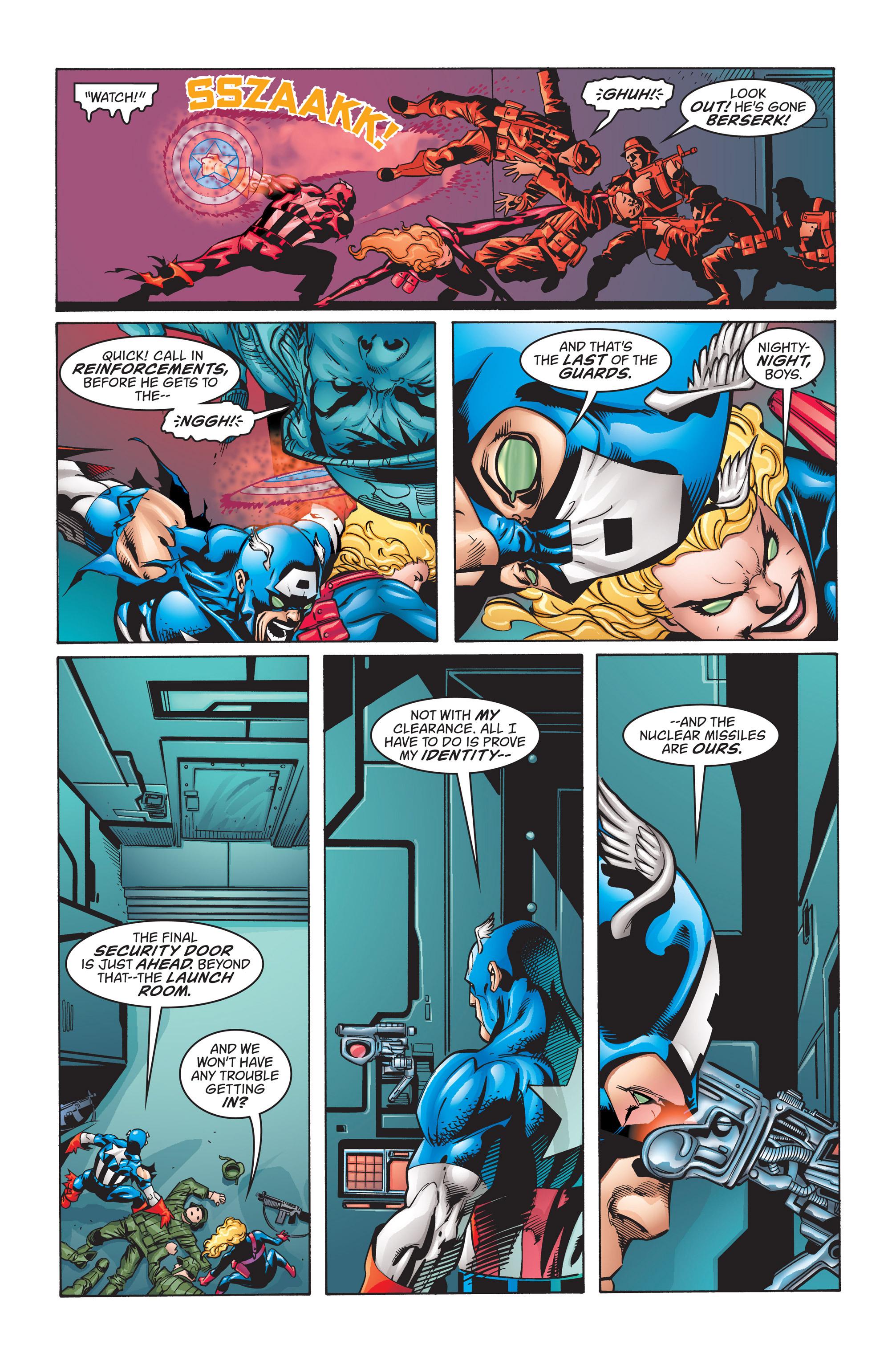 Captain America (1998) Issue #12 #18 - English 5