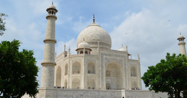 Image result for Taj Mahal 640x336
