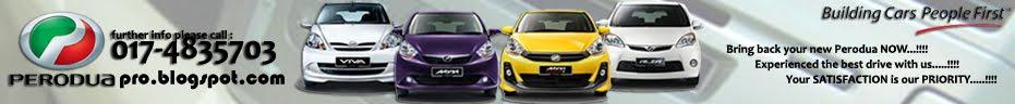 Perodua Promotion - 017-4835703