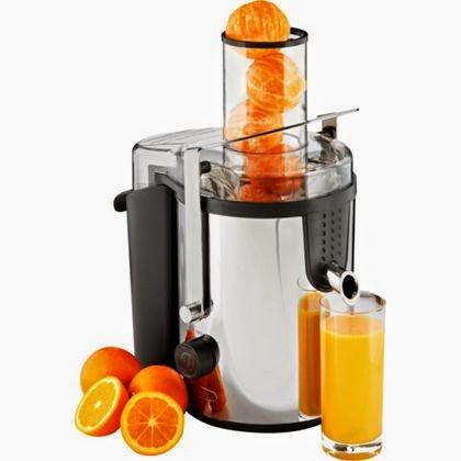Bella juicer