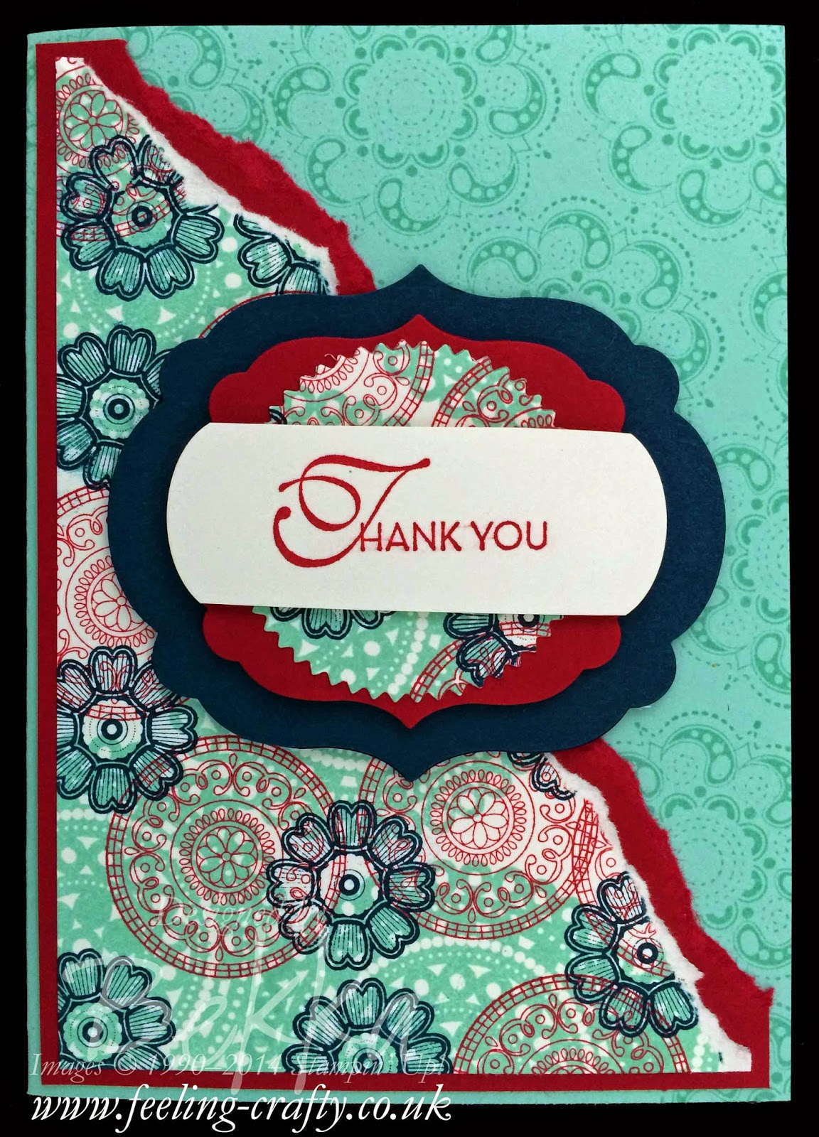 Lacy and Lovely One Sheet Wonder card 2 - check this blog to see the rest