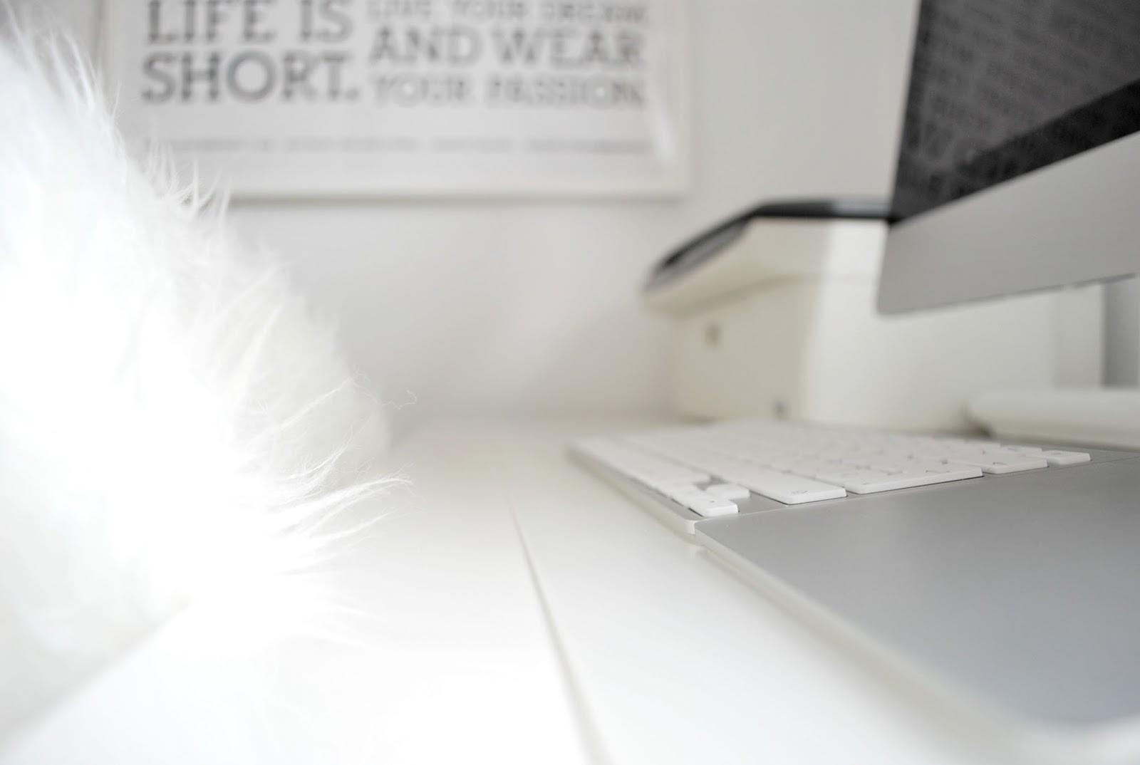 Desde-mi-despacho II por My Little Brunch #scandinavianstyle #myhome