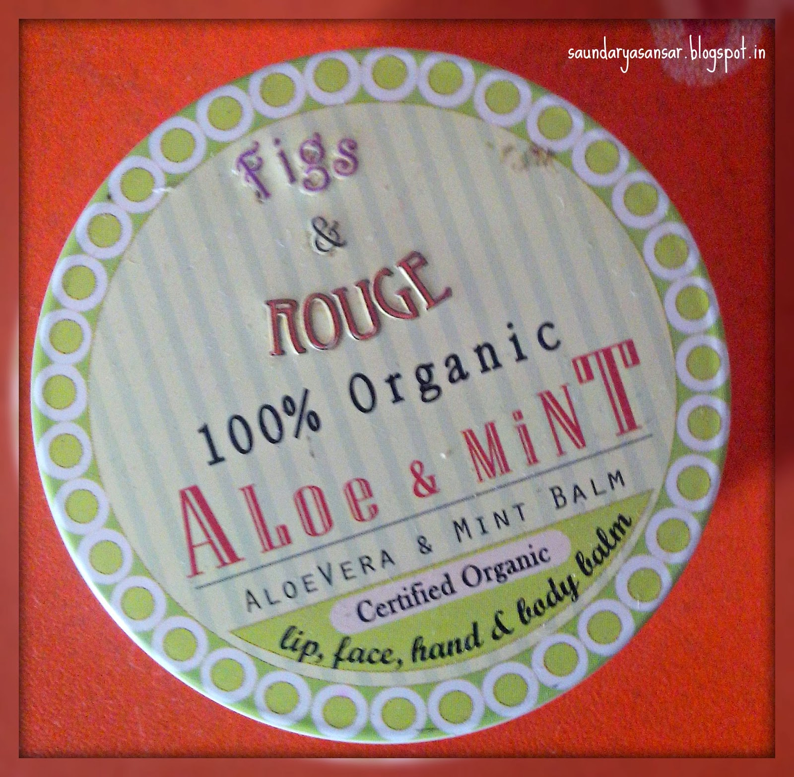 FIGS-&-ROUGE-Aloevera-&-Mint-Balm-review