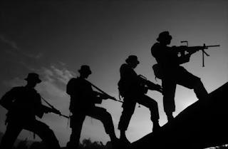 Perang Tidak Hanya Sampai Disini