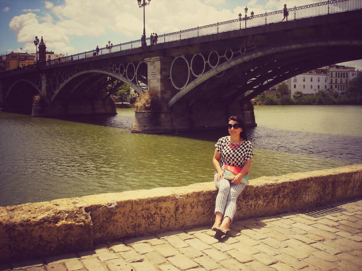 Puente+de+Triana+Sevilla