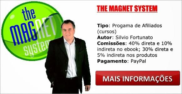 Programa de afiliados The Magnet System