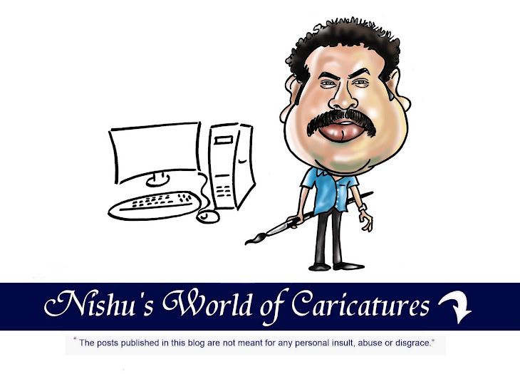 Nishu's World of Caricatures