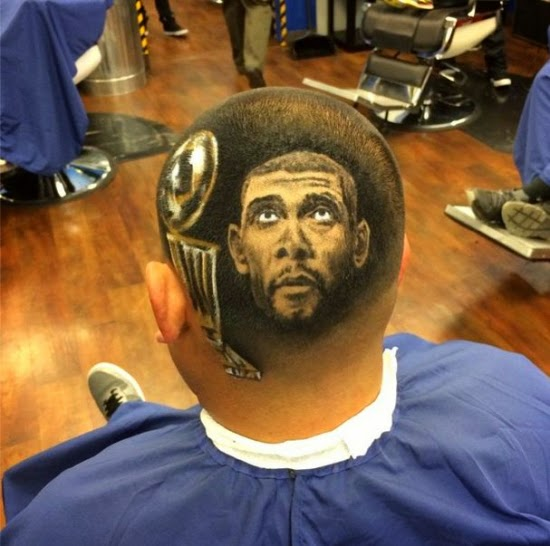 Get your favourite haircut like this