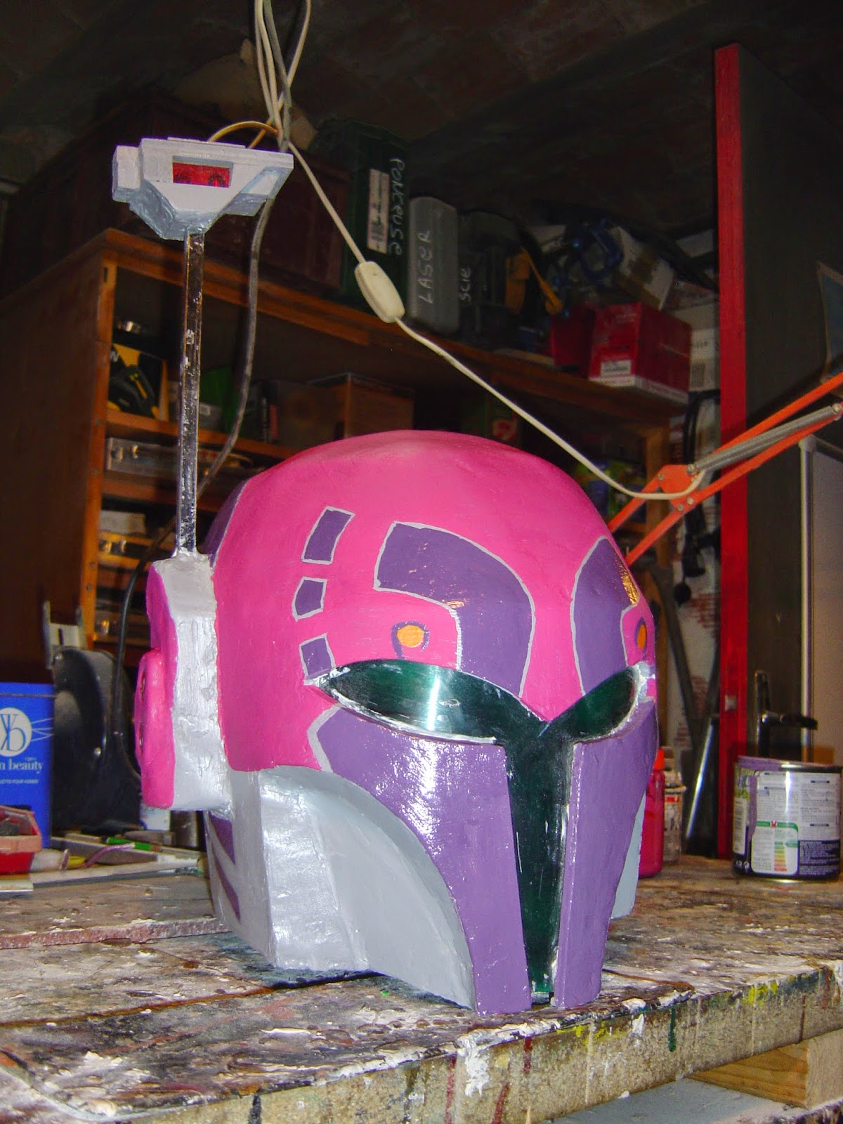 sabine star wars  rebels cosplay