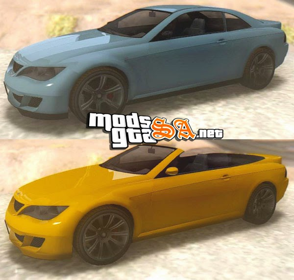 SA - Ubermacht Zion XS & Cabrio do GTA V