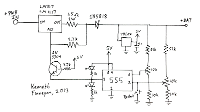 The Life Of Kenneth 555 Constant Current Lead Acid