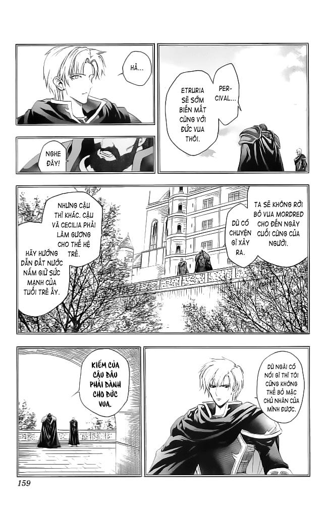 Fire Emblem-Hasha no Tsurugi chap 28 - Trang 29