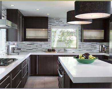 Fotos de cocinas estilos de cocinas - Cocinas en l ...