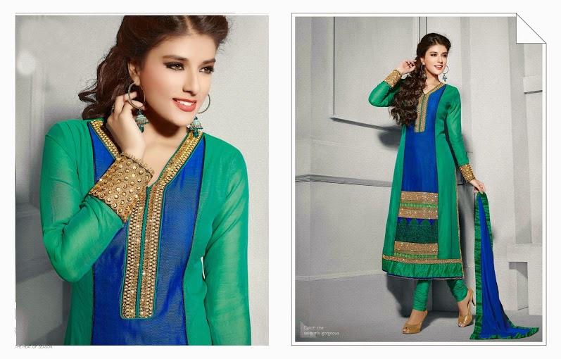 Online Shopping in Cochin, Kerala: Dress Material Online ...